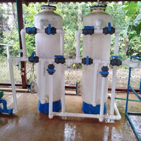8 - Mantenimiento a Sistemas de Filtración
